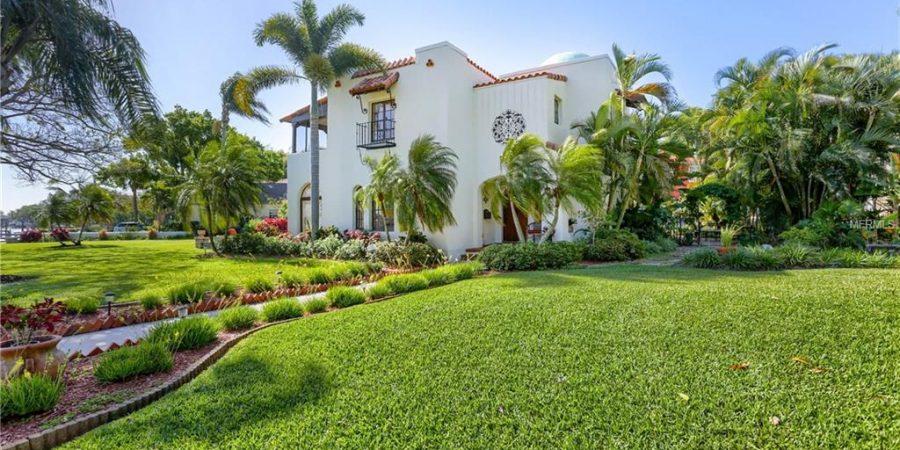 Granada Terrace Home