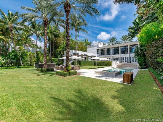 Elegant Miami Beach Home